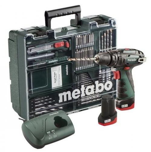 Metabo PowerMaxx SB Basic Set Mobilní dílna