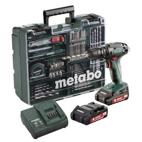 Metabo SB 18 Set Mobilní dílna