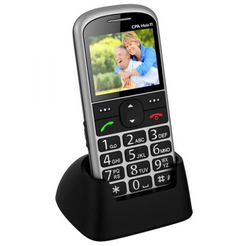 CPA Halo 11 stříbrný + dárky (TELMY1011SI)