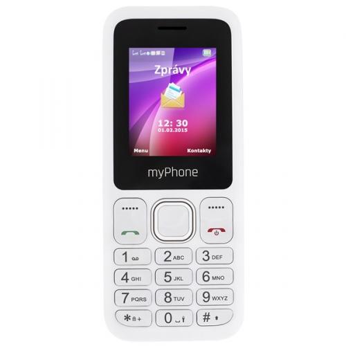 myPhone 3300 Dual SIM bílý