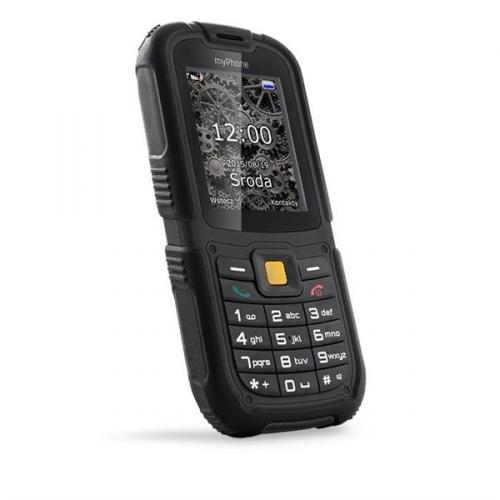 myPhone HAMMER 2 Dual SIM černý