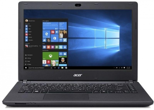 Acer Aspire ES14 (ES1-432-C843) černý + dárek