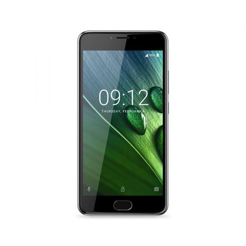Fotografie Smartphone ACER LIQUID Z6 Plus šedý