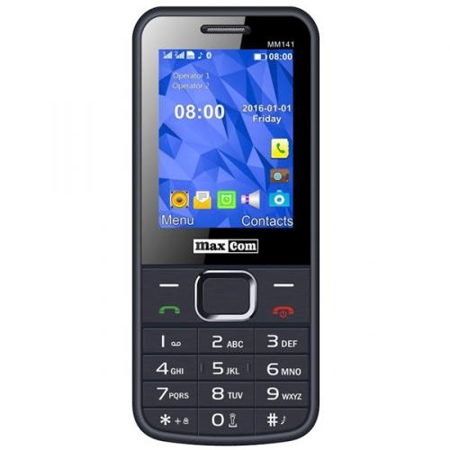 MaxCom MM141 Dual SIM šedý