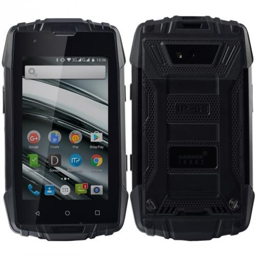 myPhone HAMMER IRON 2 Dual SIM černý