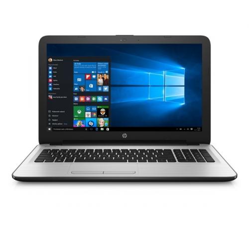 HP 15-ba078nc stříbrný/bílý + dárek