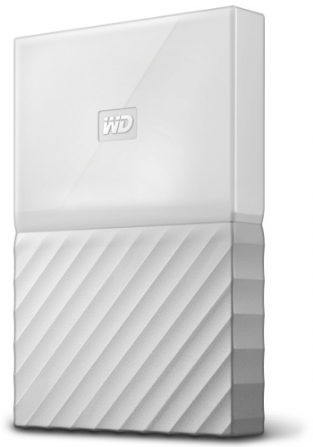 Western Digital My Passport 1TB bílý