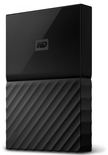 Western Digital My Passport 1TB černý