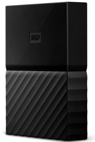 Western Digital My Passport 4TB černý