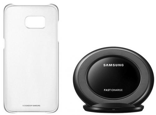 Samsung Hero Starter Kit pro Galaxy S7 Edge stříbrná