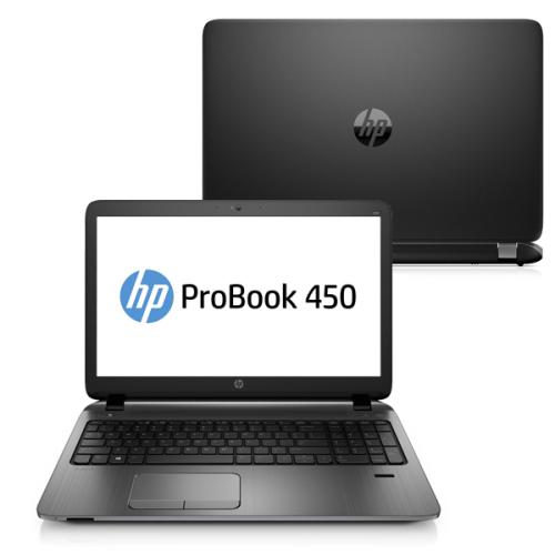 HP ProBook 450 G3 černý + dárky