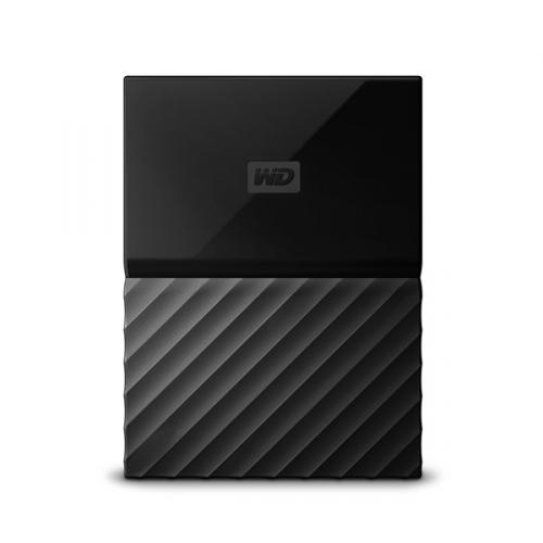 Western Digital My Passport 2TB pro Mac černý