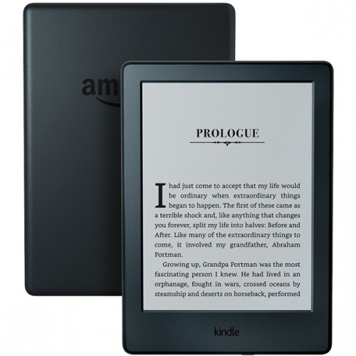 Amazon Kindle 8 TOUCH Wi-Fi verze s reklamou černá
