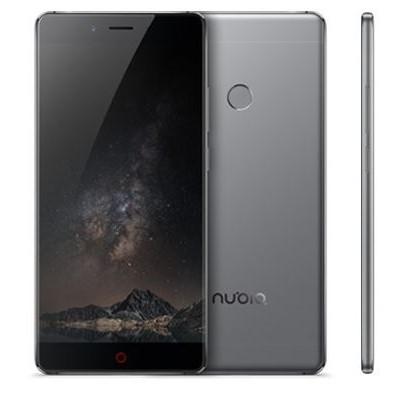 Nubia Z11 Dual SIM černý/šedý
