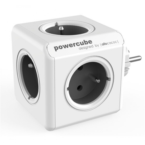 Powercube Original šedá/bílá