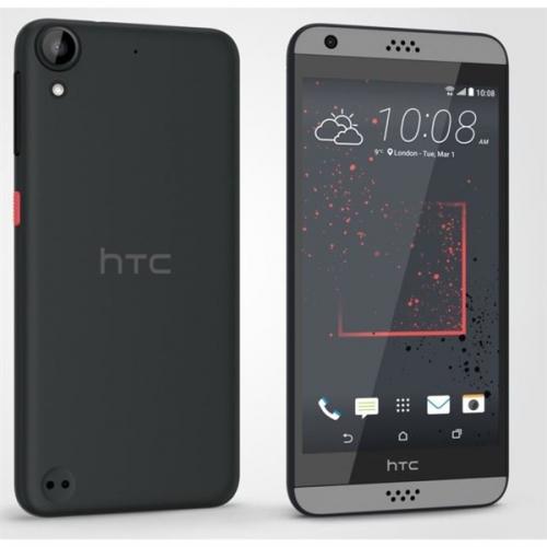 HTC Desire 530 - dark grey šedý + dárek