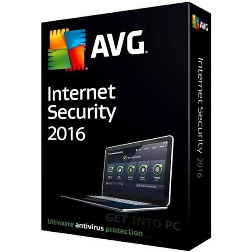 AVG Internet Security unlimited 12 měsíců