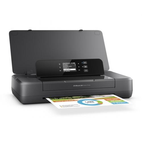 HP Officejet 202 Mobile Printer černá + dárek