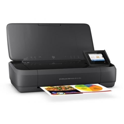 HP Officejet 252 Mobile AiO černá + dárek