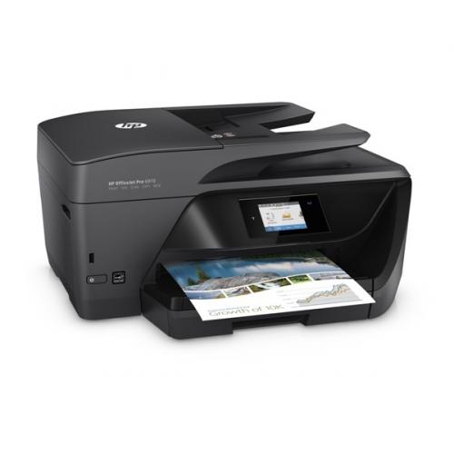 HP Officejet Pro 6970 černá + dárek