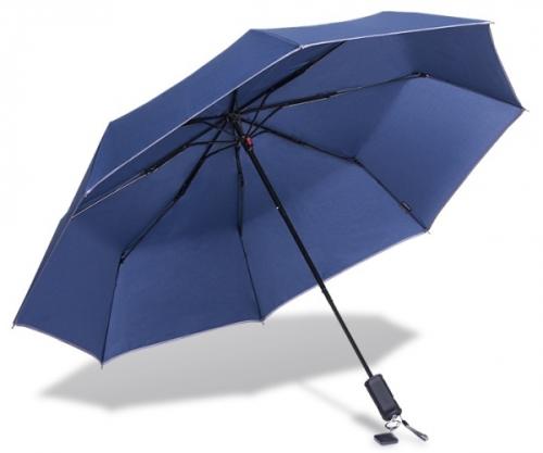 Papaler P102 s deštníkem modrý