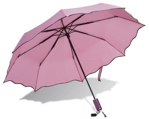 Papaler P103 s deštníkem růžový