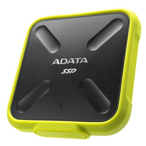 A-Data SD700 512GB žlutý
