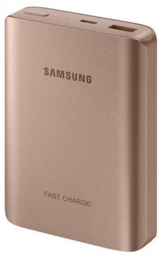 Samsung 10200mAh (EB-PN930), s funkcí rychlonabíjení růžová/zlatá