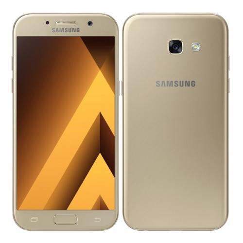 Samsung Galaxy A5 (2017) v prodeji od 3.2. 2017 zlatý