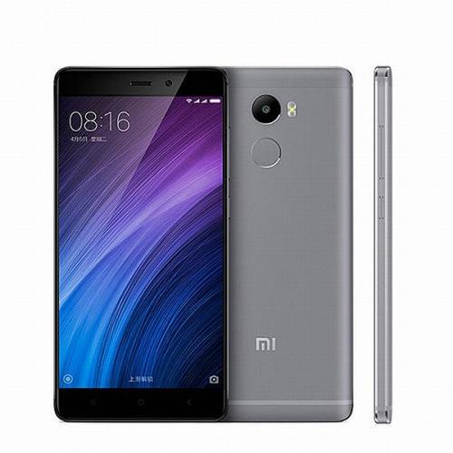Xiaomi Redmi 4 16 GB černý