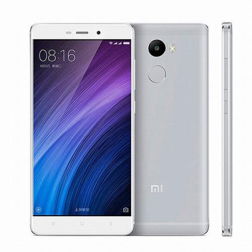 Xiaomi Redmi 4 16 GB stříbrný