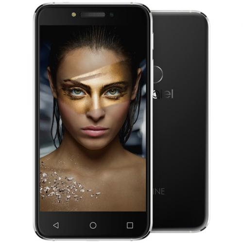 ALCATEL SHINE LITE 5080X - prime black černý + dárek