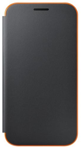 Samsung Neon Flip pro Galaxy A3 2017 (EF-FA320P) černé (EF-FA320PBEGWW)