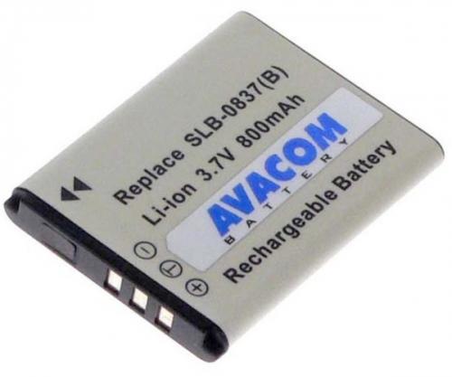 Avacom pro Samsung SLB-0837(B) Li-ion 3,7V 850mAh černá