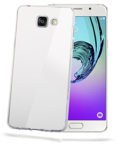 Fotografie Kryt na mobil Celly Gelskin pro Samsung Galaxy A5 (2017) - průhledný