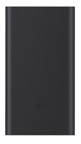 Xiaomi Portable 2 10000mAh, s funkcí rychlonabíjení černá