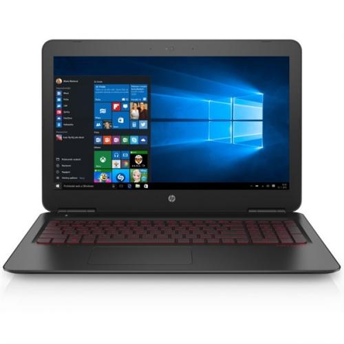 HP Omen 15-ax202nc černý + dárky