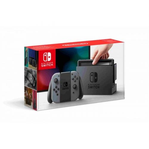 Nintendo Switch s Joy-Con - šedá šedá