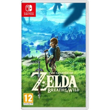 Fotografie Nintendo The Legend of Zelda: Breath of the Wild