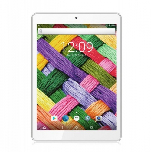 Umax VisionBook 8Q Plus bílý + dárek