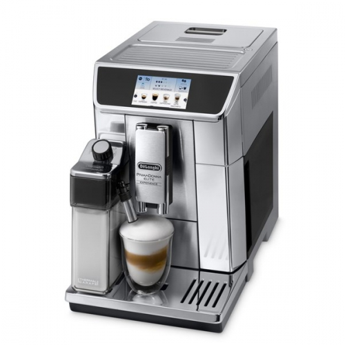 DeLonghi PrimaDonna Elite ECAM650.85.MS stříbrné