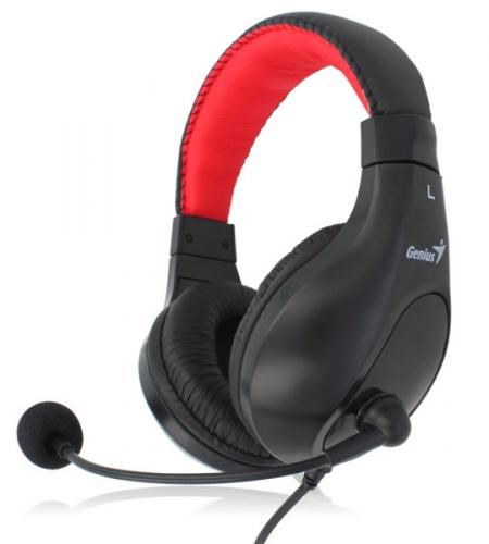 Genius HS-520 černý