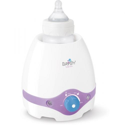 BAYBY BBW 2000 3v1 bílý/fialový