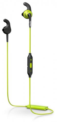 Philips SHQ6500CL/00 černá/zelená