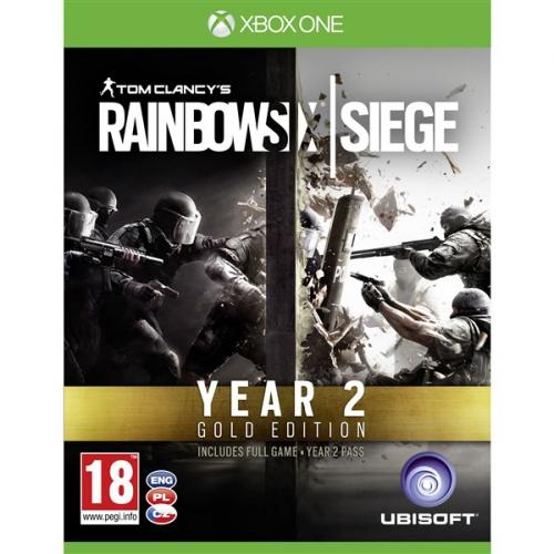 Ubisoft Xbox One Tom Clancy's Rainbow Six: Siege Gold Season 2