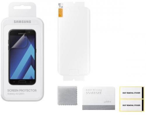 Samsung pro Galaxy A3 (2017) průhledná
