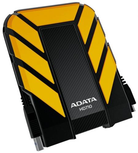 A-Data HD710 2TB žlutý