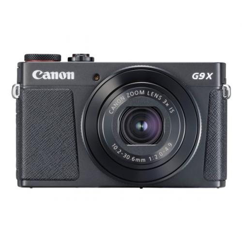 Digitální fotoaparát Canon PowerShot G9 X Mark II černý + dárek