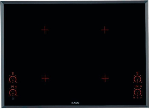 Indukční varná deska AEG Mastery HK774400FB černá + DOPRAVA ZDARMA
