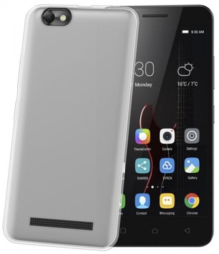 Kryt na mobil Celly Gelskin pro Lenovo Vibe C průhledný